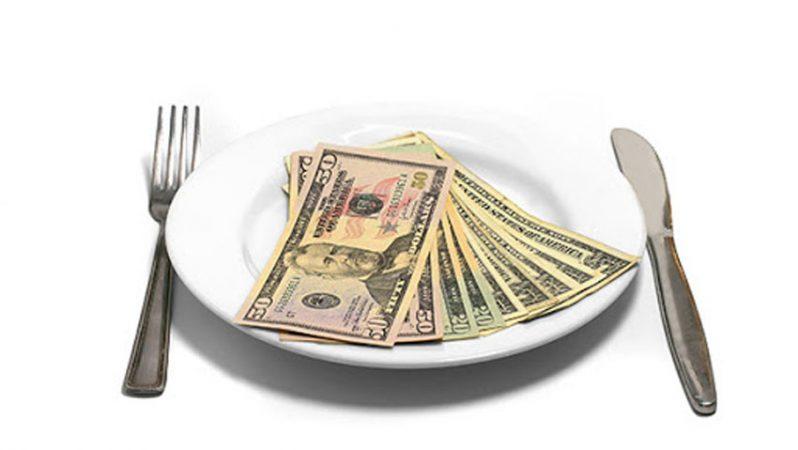 Para Biriktirmeye Engel Dışarıda Yemek Yeme Harcamaları