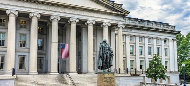 ABD ağustosta 200 milyar dolarlık bütçe açığı verdi