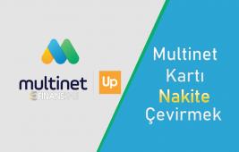 Multinet Kartı Nakite Nasıl Çevrilir?