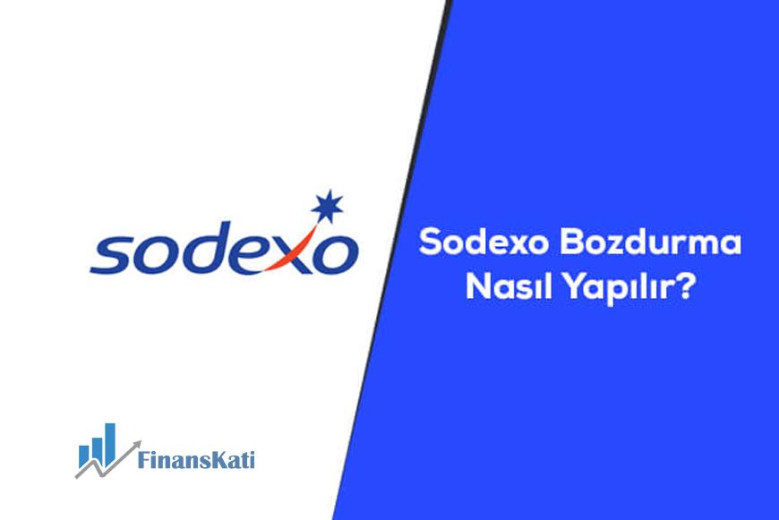 Sodexo Nakite Çevirme İşlemi Nasıl Yapılır?