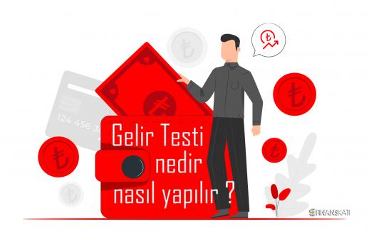 Gelir Testi Nedir? GSS Testi Nasıl Yapılır?