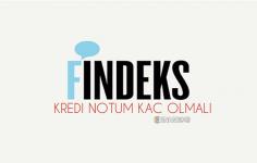 Findeks Kredi Notu Kaç Olmalı 2021